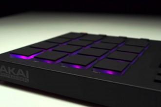 Nuovo Music Production Controller MPC Touch di Akai in arrivo