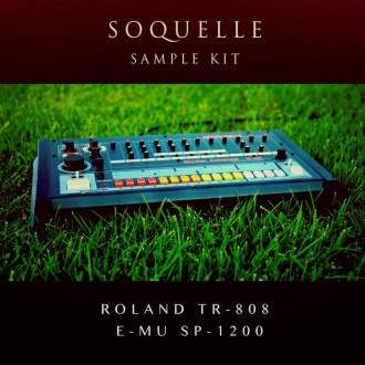 sample kit roland tr-808 emu SP-1200