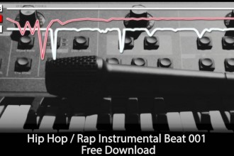 Hip Hop / Rap Instrumental Beat 001 – Free for personal use